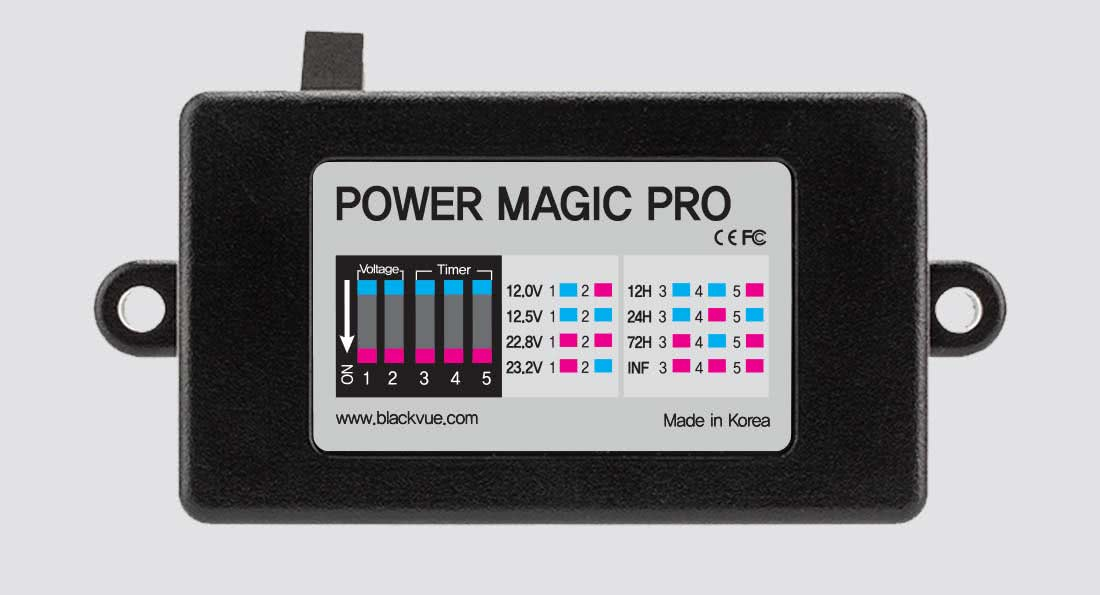 blackvue-power-magic-pro-hardwiring-kit-front-sticker-view