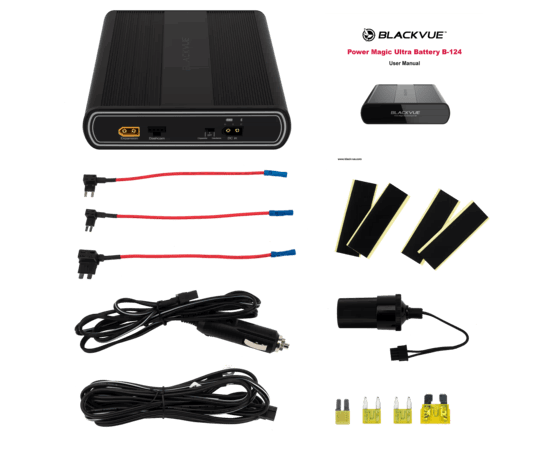 BLACKVUE POWER MAGIC ULTRA BATTERY (B-124)